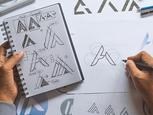 Grafikai tervezés illusztráció